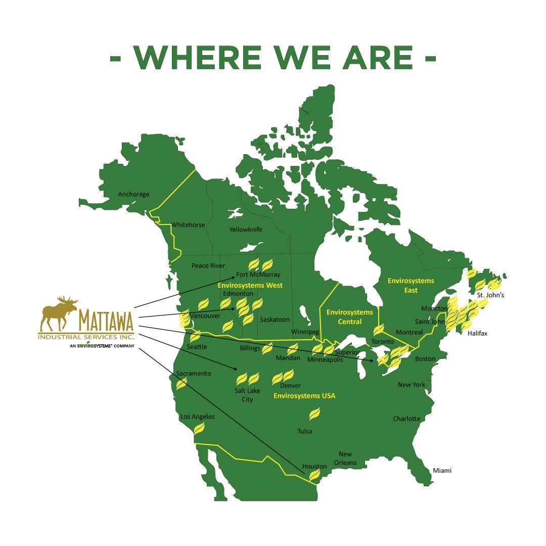 Mattawa - Where We Are