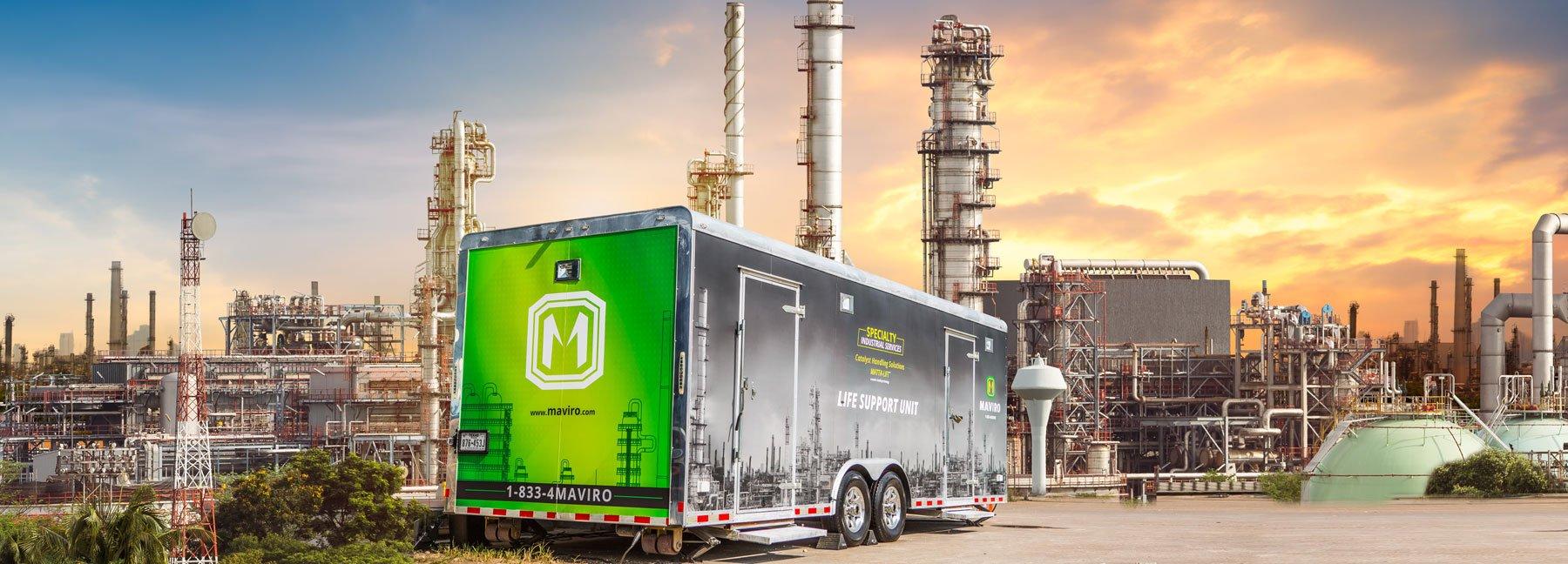 catalyst-trailer-unit