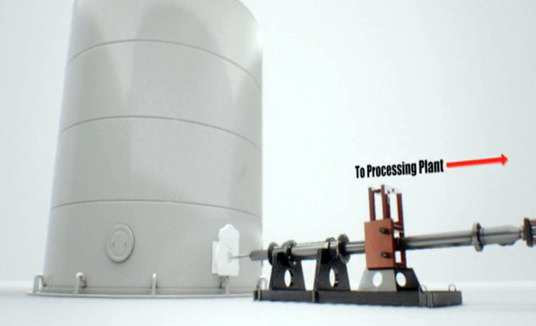 extractor process